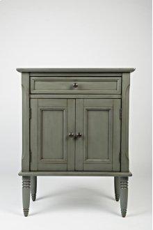 Avignon Grey Door Nightstand