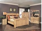 Queen Arch Panel Bed Product Image