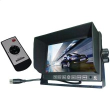"7"" Rearview Color Monitor"