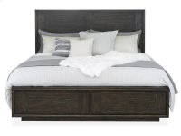 Complete Queen Panel Storage Bed Product Image