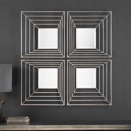 Denain Square Mirrors, S/4