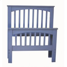 Pine Slat Bed