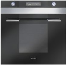 """60CM (approx 24"""") """"Linea"""" Electric Multifunction Oven Black"""