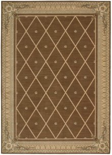 Ashton House As03 Mink Rectangle Rug 7'9'' X 10'10''