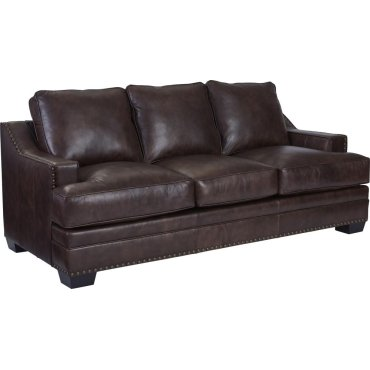 Estes Park Sofa Top Grain Leather