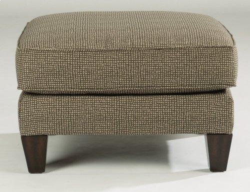MacLeran Fabric Ottoman