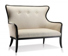 Transitional Settee