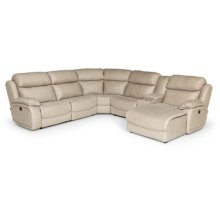 853 Power Reclining Sectional