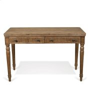 Northcote Writing Desk Heathered Oak finish Product Image