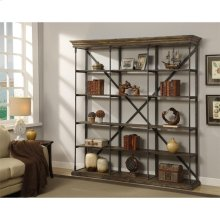 5 Tier Bookcase