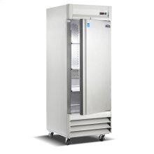 One Door, Stainless Steel Solid Door Commercial Refrigerator