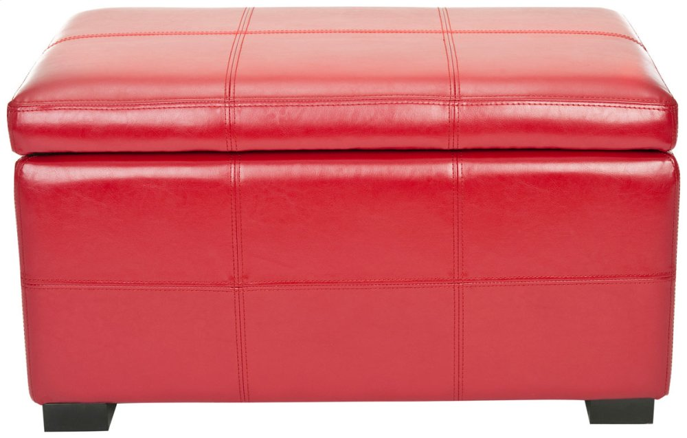 Madison Storage Bench Small - Red