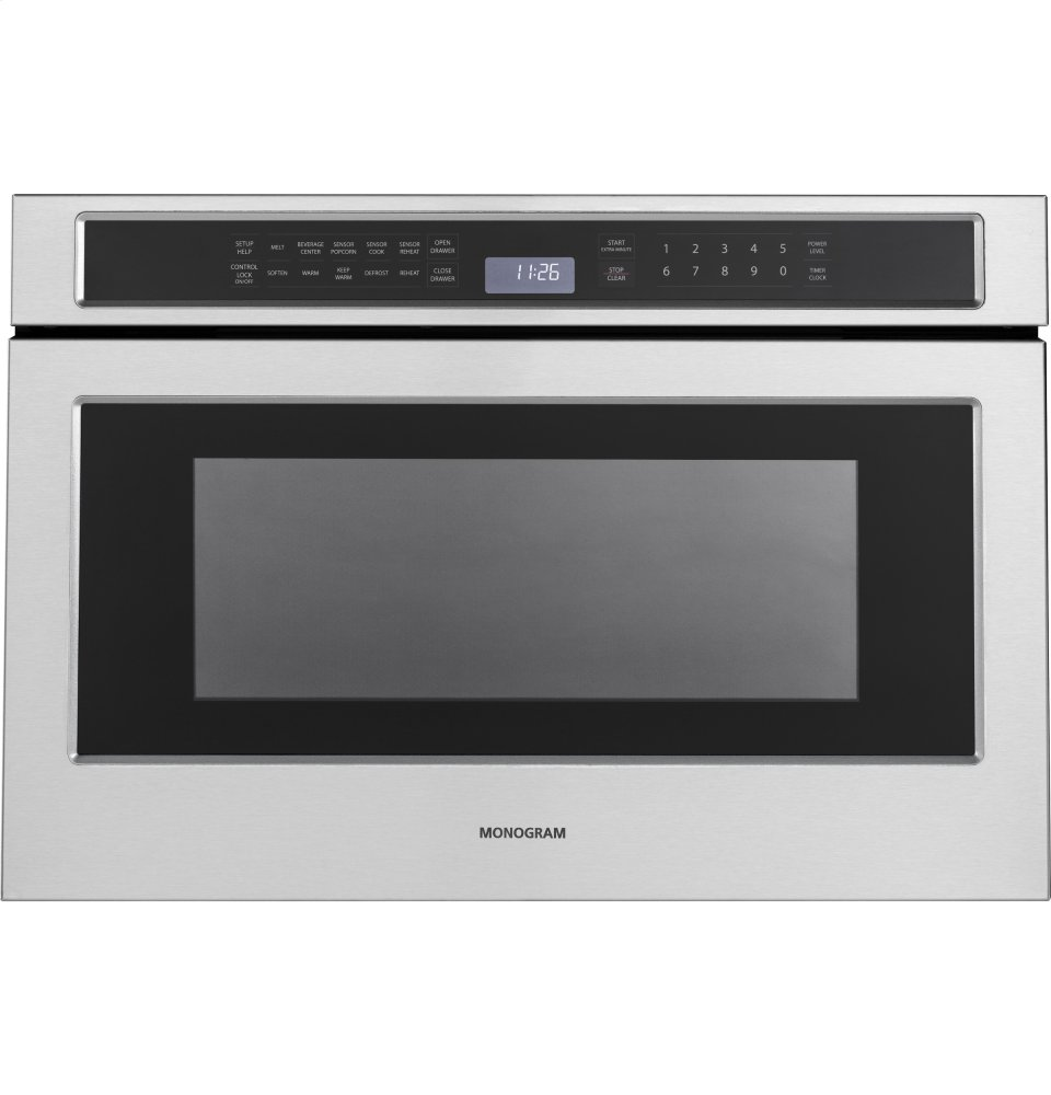 1 2 Cu Ft Drawer Microwave