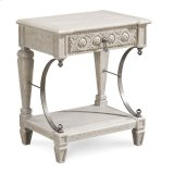 Arch Salvage Gabriel Bedside Table - Mist Product Image