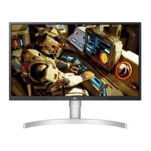 "LG Electronics27"" Class 4K UHD IPS LED HDR Monitor with Ergonomic Stand (27"" Diagonal)"