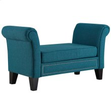 Rendezvous Bench in Teal