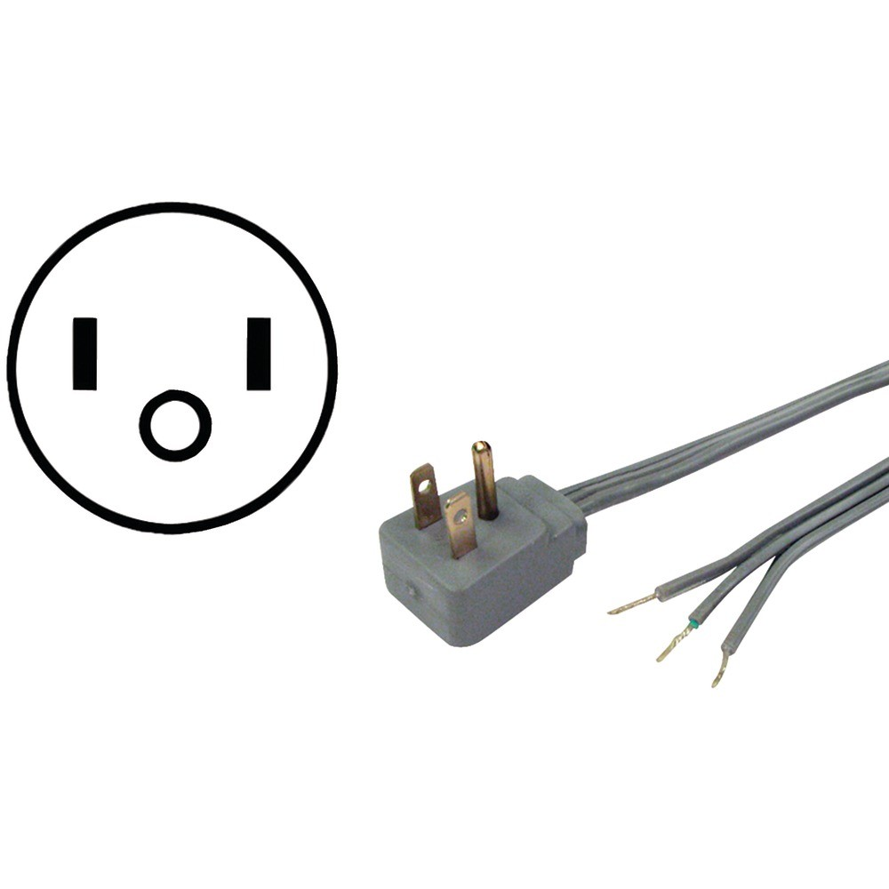 Power Cord, 13 Amps (3ft)