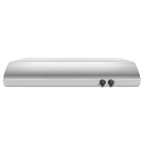 """36"""" Range Hood with the FIT System - stainless_steel"""