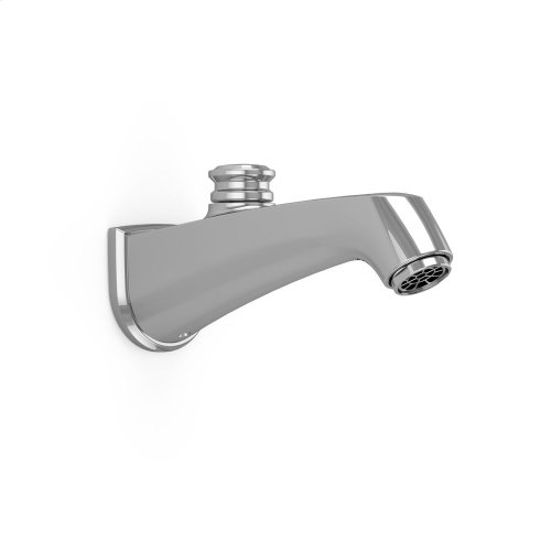 Keane™ Diverter Tub Spout - Polished Chrome Finish