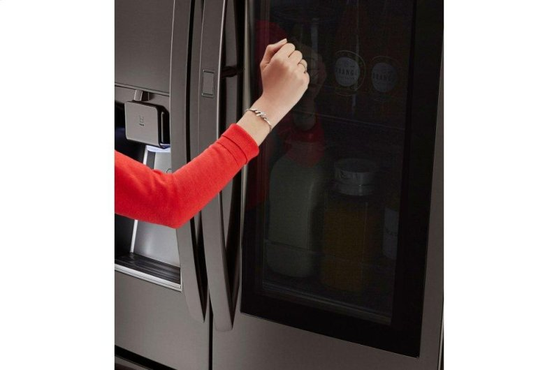 30 cu  ft  Smart wi-fi Enabled InstaView Door-in-Door® Refrigerator