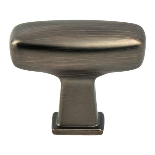 Subtle Surge Verona Bronze Knob
