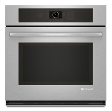 """Stainless Steel Jenn-Air® Single Wall Oven with MultiMode® Convection, 30"""""""