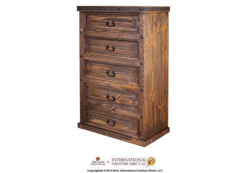 8 Drawer Dresser w/ 2 Doors