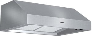 """800 Series, 30"""" Under-cabinet Wall Hood, 600 CFM Product Image"""