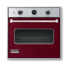 "Burgundy 30"" Single Electric Premiere Oven - VESO (30"" Single Electric Premiere Oven)"