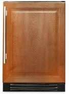24 Inch Overlay Solid Door Undercounter Freezer - Left Hinge Overlay Solid Product Image