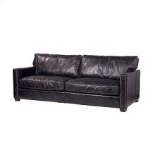 """Larkin 88"""" Sofa-Old Saddle Black"""