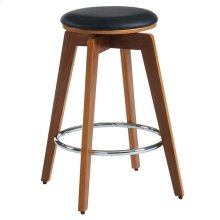 Rotman 26'' Counter Stool, set of 2, in Black