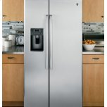 GE Ge® 25.3 Cu. Ft. Side-By-Side Refrigerator