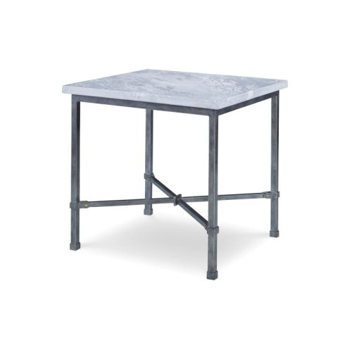 LEAGUE CHAIRSIDE TABLE