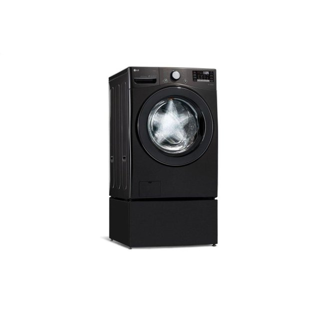 LG Appliances 4.5 cu.ft. Smart wi-fi Enabled Front Load Washer with TurboWash™ 360 Technology