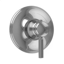 Keane Thermostatic Mixing Valve Trim - Polished Chrome Finish