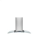 Multi-Brand 42'' Glass and Stainless Canopy Island-Mount Hood Product Image
