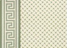 Lahinch - Celadon on White 0611/0012