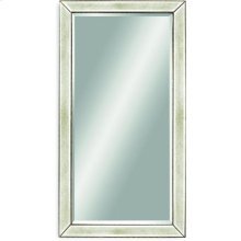 Beaded Leaner Mirror