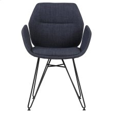 Zane Accent Chair in Blue