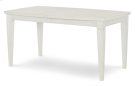 Everyday Dining by Rachael Ray Shaped Leg Table - Sea Salt Product Image