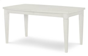 Everyday Dining by Rachael Ray Shaped Leg Table - Sea Salt
