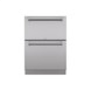 "Subzero24"" Designer Outdoor Refrigerator Drawers - Panel Ready"