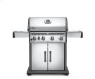 Rogue® 525 Natural Gas Grill with Range Side Burner Product Image
