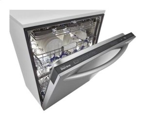 Top Control Dishwasher w/ Height Adjustable 3rd Rack