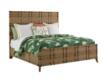 Queen Coco Bay Panel Bed