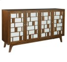 Mid Century Modern Entertainment Console Product Image
