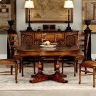 Walnut Jupe Dining Table, Large Product Image