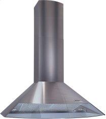 "35-7/16"" (90cm), Stainless Steel, Chimney Hood, Internal Blower, 450 CFM"