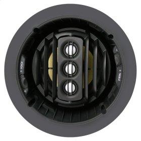"5 1/4"" 2-way in Ceiling Speaker w/ Kevlar Woofer, Aluminum/Magnesium ARC Tweeter Array"